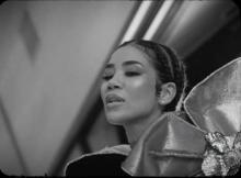 (Video) Jhené Aiko ft Nas - 10k Hours