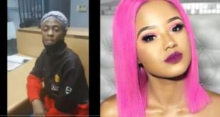 Watch: Woman abused Themba reminds Mzansi of Babes Wodumo