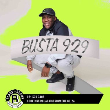 Busta 929 - Tech Rider