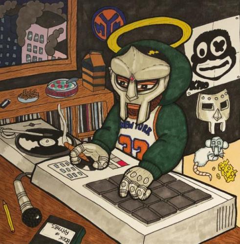 Cookin Soul - MF DOOM Tribute