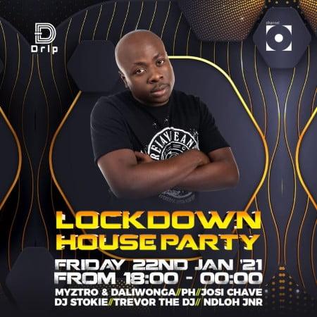 Daliwonga & Myztro - Lockdown House Party Mix 2021