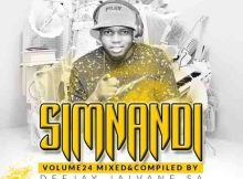 DJ Jaivane - Simnandi Vol 24 Mix (Welcoming 2021)