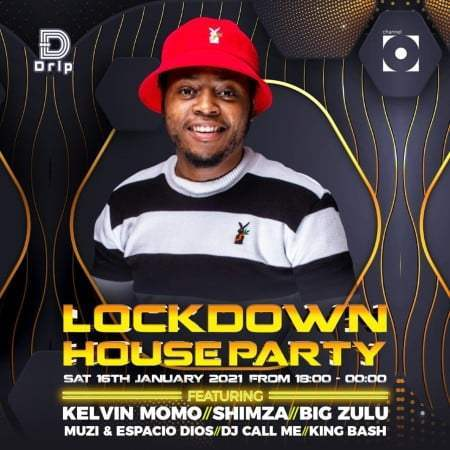 Kelvin Momo - Lockdown House Party Mix (2021)