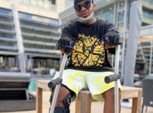 VIDEO: Major League's Bandile works from wheelchair