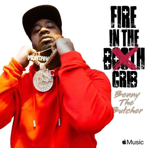 Benny The Butcher ft Charlie Sloth - Fire In The Booth Freestyle