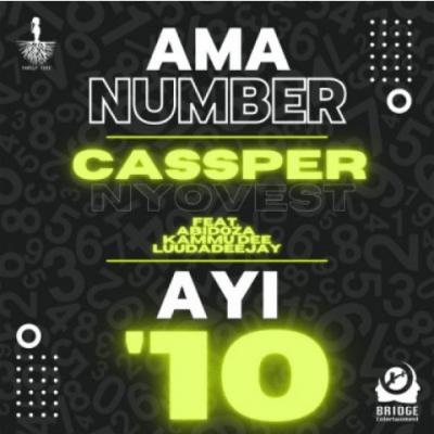 Cassper Nyovest ft Abidoza, Kammu Dee & LuuDadeejay - Ama Number Ayi '10