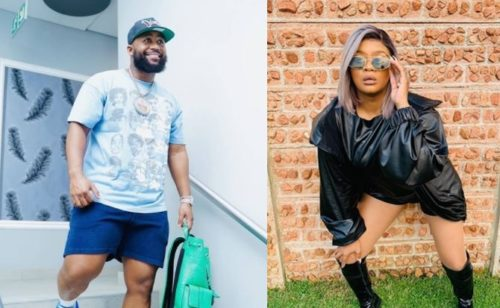 """Lady Du is going to be the biggest artist in SA,"" - Cassper Nyovest"