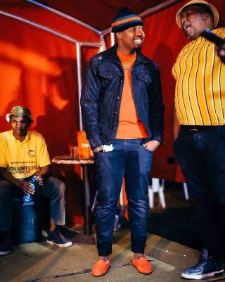 Mr Jazziq - Legend Live Mix