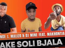 Prince J.Malizo & DJ Miner - Ake Soli Bjala