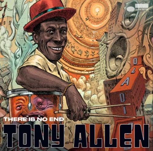 Tony Allen ft Skepta & Ben Okri - Cosmosis