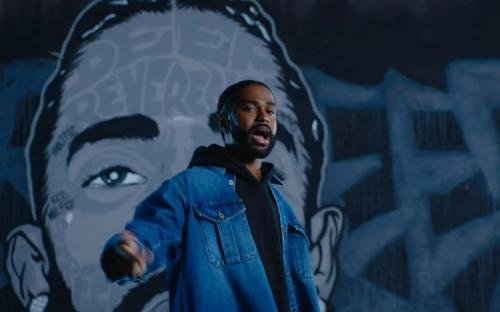 (Video) Big Sean ft Nipsey Hussle - Deep Reverence