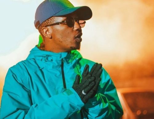 VIDEO: Emtee smokes more weed after fan advised him to stop
