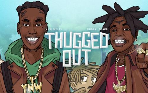 YNW Melly ft Kodak Black - Thugged Out