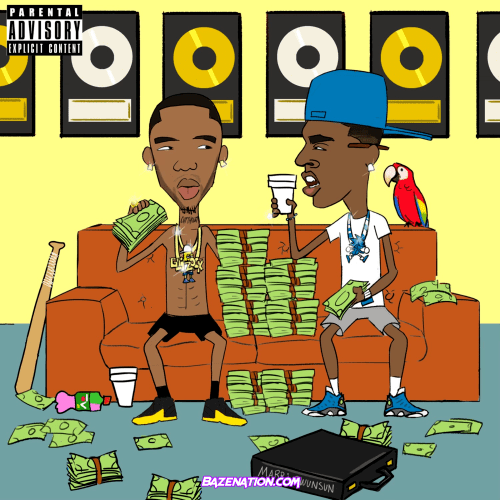 Young Dolph & Key Glock - Sleep With The Roaches