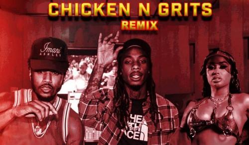 Yung Pooda ft Trey Songz - Chicken N Grits (Remix)
