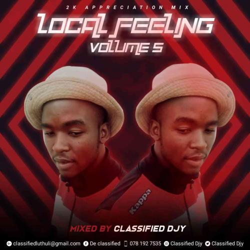 Classified Djy - Local Feeling vol 5 Mix