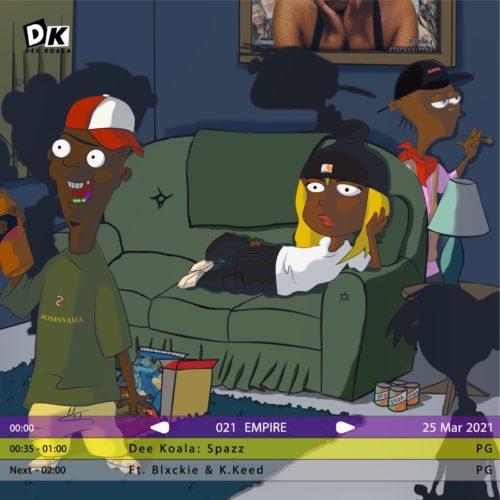 Dee Koala ft Blxckie & K. Keed - Spazz
