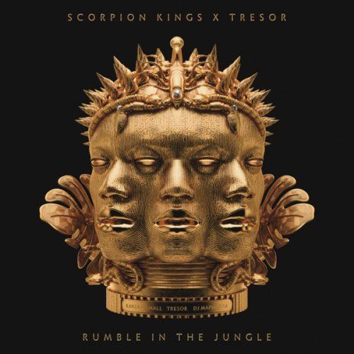 Kabza De Small, DJ Maphorisa & Tresor 'Rumble In The Jungle' Tracklist