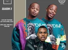 Musa Keys & Major League DJz - Amapiano Live Balcony Mix