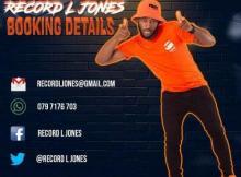 Record L Jones & Slender Vocals - Badlalile