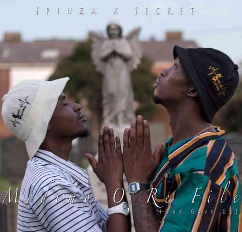 Spinza & Secret - Modimo O Re File EP (God Gave Us)