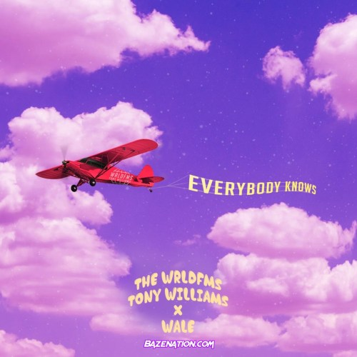 The WRLDFMS Tony Williams ft Wale - Everybody Knows