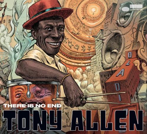 Tony Allen ft Sampa The Great - Stumbling Down