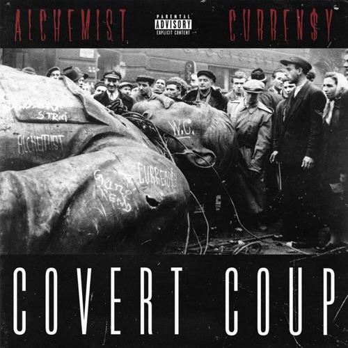 Album: Curren$y & The Alchemist - Covert Coup