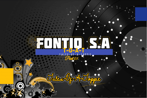 Djy FontiQ SA - Tales of a Toppie