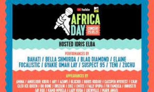 Elaine - Africa Day Concert 2021 (Live Performance)