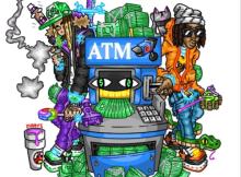 Lil Candy Paint & Lil Tecca - ATM