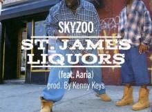 Skyzoo ft Aaria - St. James Liquors