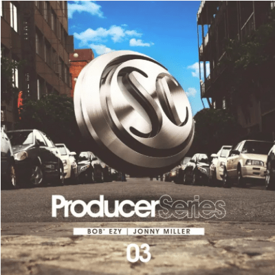 ALBUM: Bob'ezy & Jonny Miller - Producer Series Vol. 3