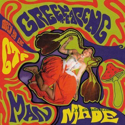 ALBUM: Greentea Peng - MAN MADE
