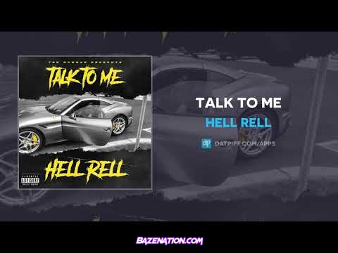 Hell Rell - Talk To Me