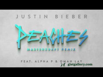 Justin Bieber - Peaches (Masterkraft Remix)