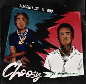 Ybn Almighty Jay & Ddg - Choosy