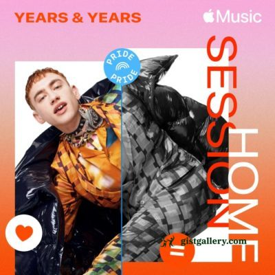 """Years & Years - Montero (call Me By Your Name)"""" (lil Nas X Cover)"""