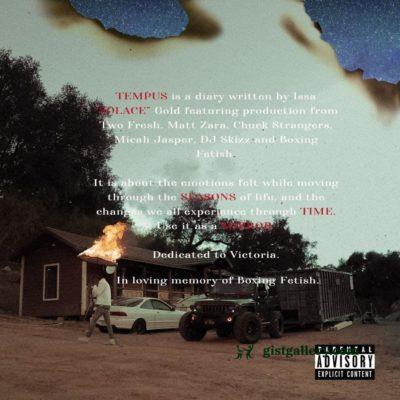 ALBUM: Issa Gold - Tempus