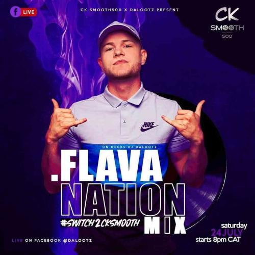 Dalootz Flava Nation Mix (CK Smooth)