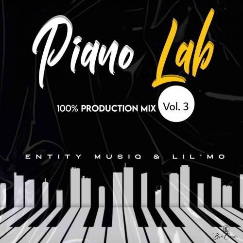 Entity MusiQ & LilMo Piano Lab 3 Album