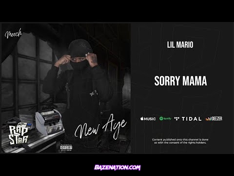 Lil Mario - Sorry Mama Mp3 Download