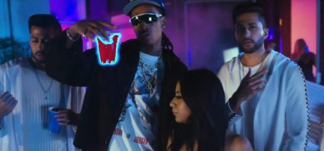 Wiz Khalifa Joins THEMXXNLIGHT on New Single 'Naughty or Nice': Watch