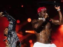 DaBaby Brings Out Tory Lanez At Rolling Loud Following Megan Thee Stallion Set: Watch