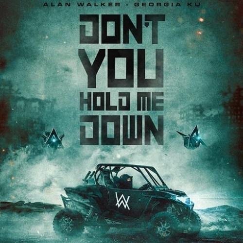 Alan Walker ft Georgia Ku - Don't You Hold Me