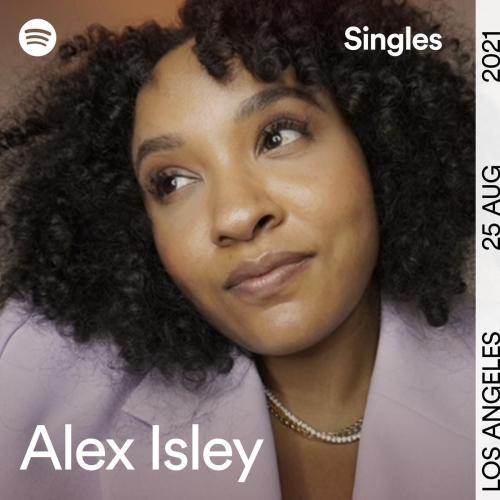 Alex Isley - At Your Best (You Are Love)