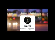 Emtee, Melo, Jayhood - Picture Me Rolling (snippet)