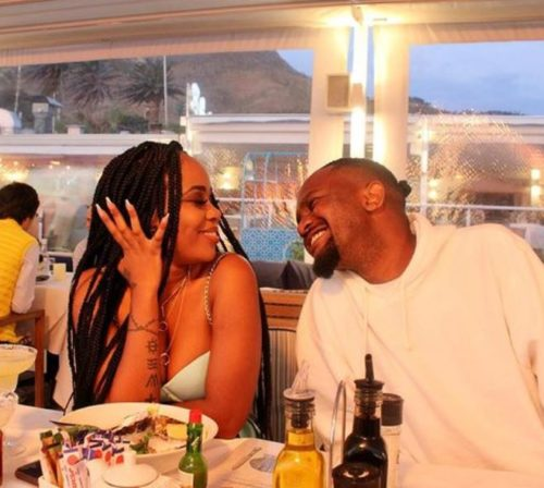 Kwesta gets celebrated by wife as he turns 33