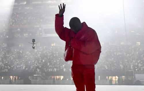 Live Stream: Kanye West 'DONDA' Listening Event In Chicago