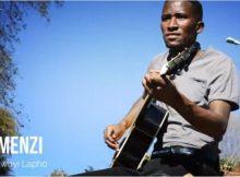 Menzi - Awuyi Lapho (Snippet)